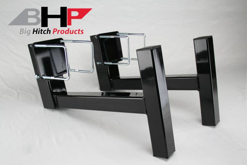 Bhp Clamp On Sled Stops Behind Roll Pan