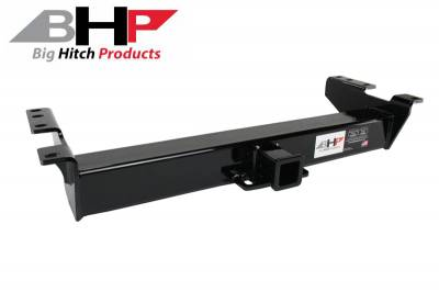 Big Hitch Products - BHP 01-07 GM Short Box BELOW Roll Pan 2 inch Receiver Hitch