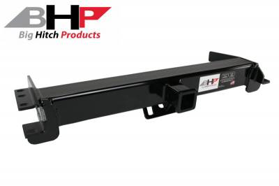 Big Hitch Products - BHP 01-10 GM Short Box BEHIND Roll Pan 2 inch Hidden Receiver Hitch