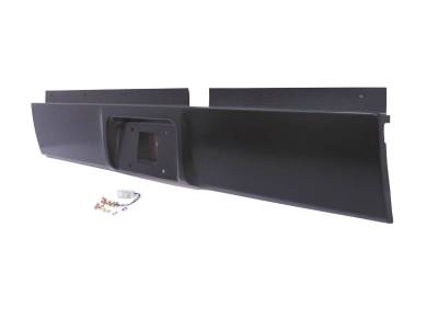 Big Hitch Products - 03-09 Dodge Ram Steel Roll Pan w/ License Plate Light Kit