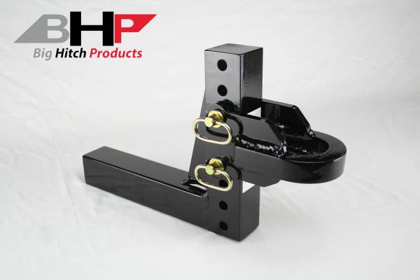 Big Hitch Products - BHP Adjustable Pulling Hitch - 2.5 inch