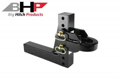Adjustable Hitch - Features