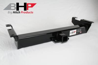 Big Hitch Products - BHP 01-07 GM Long Box BELOW Roll Pan 2 inch Receiver Hitch - Image 1