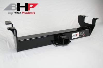 Big Hitch Products - BHP 07.5-14 GM Short Box BELOW Roll Pan 2 inch Receiver Hitch - Image 1