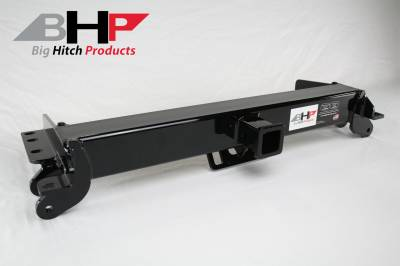 Big Hitch Products - BHP 11-16 LML GM Short Box BEHIND Roll Pan 2 inch Hidden Receiver Hitch