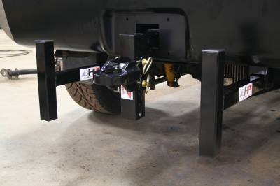 Big Hitch Products - BHP Adjustable Pulling Hitch - 2 inch - Image 2