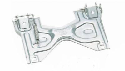 Big Hitch Products - Flip Up License Plate Bracket - Image 1