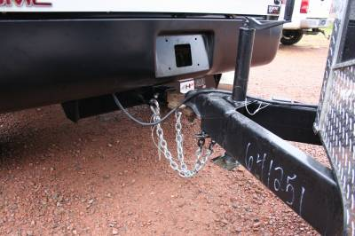 Big Hitch Products - BHP 07.5-10 GM Long Box BELOW Roll Pan 2 inch Receiver Hitch - Image 5
