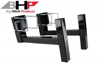 Accessories - Big Hitch Products - BHP Clamp On Sled Stops - BEHIND Roll Pan