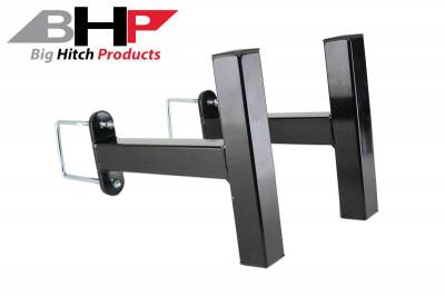 Accessories - Big Hitch Products - BHP Clamp On Sled Stops - BELOW Roll Pan