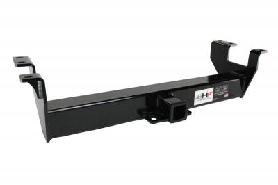 Below Roll Pan Receiver - Big Hitch Products - BHP 07.5-14 GM Short Box BELOW Roll Pan 2 inch Receiver Hitch