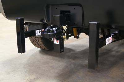 Big Hitch Products - BHP Adjustable Pulling Hitch - 2.5 inch - Image 3