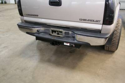 Big Hitch Products - BHP 01-10 GM Stock Bumper 2 inch Receiver Hitch - Image 6